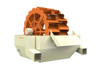 DXS Bucket-wheel Sand Washing Machine