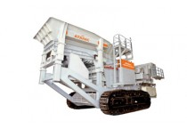 YT Series Crawler Crushing Station