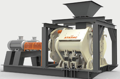 ATHM Series High Pressure Roll Mill