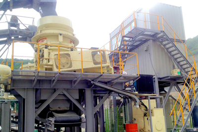 HPY Series Multi-cylinder Hydraulic Cone Crusher